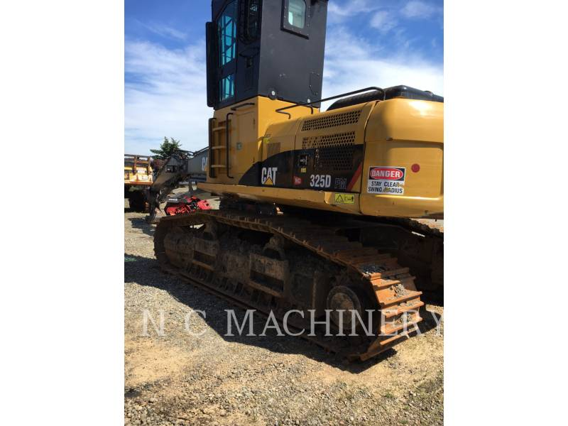 CATERPILLAR MÁQUINA FORESTAL 325D FMLL equipment  photo 3