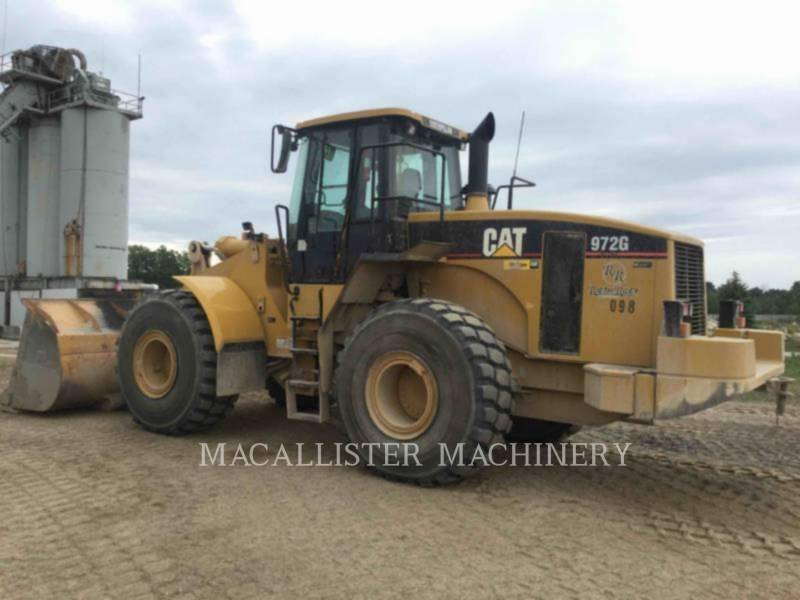CATERPILLAR CARGADORES DE RUEDAS 972GII equipment  photo 2