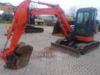 Equipment photo HITACHI ZX 50 U-2 PELLES SUR CHAINES 1