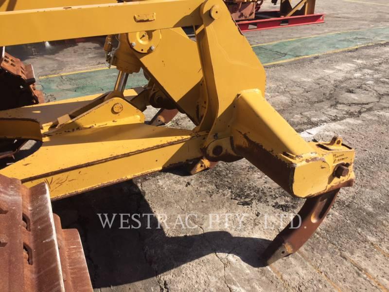 CATERPILLAR TRACK TYPE TRACTORS D6TVP equipment  photo 11
