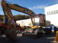 Equipment photo Caterpillar M316 D EXCAVATOARE PE ROŢI 1
