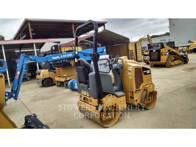 CATERPILLAR COMPACTADORES CB14B equipment  photo 1