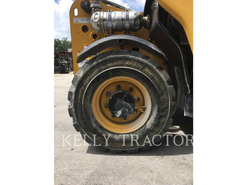 CATERPILLAR TELEHANDLER TH255C equipment  photo 11