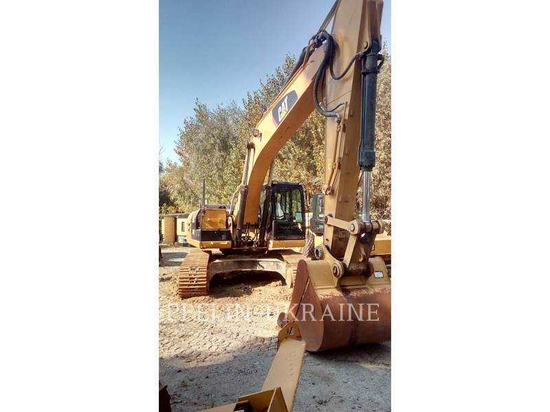 CATERPILLAR TRACK EXCAVATORS 324DL equipment  photo 5