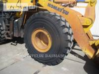 KOMATSU LTD. CARGADORES DE RUEDAS WA480LC-6 equipment  photo 9