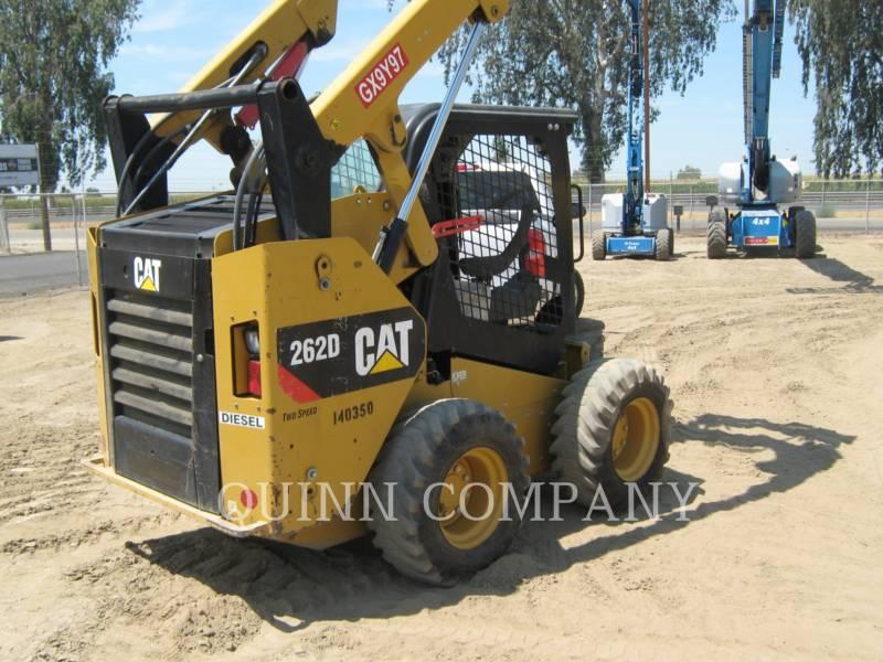 CATERPILLAR KOMPAKTLADER 262D equipment  photo 3