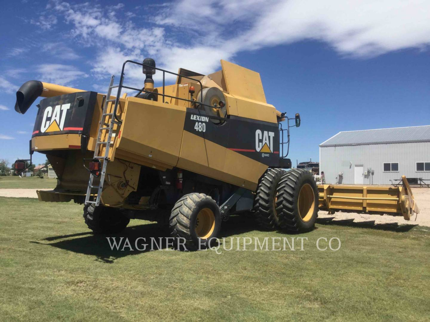 Detail photo of 1998 Caterpillar 480 from Construction Equipment Guide