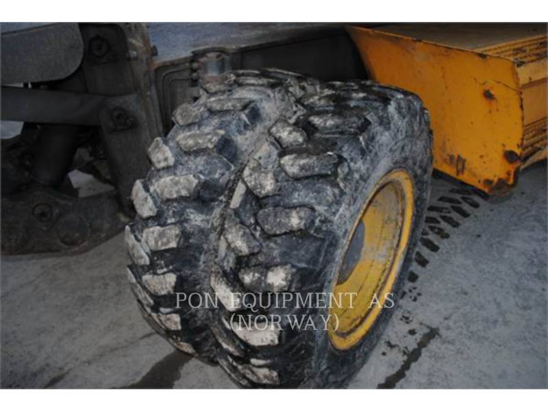 VOLVO CONSTRUCTION EQUIPMENT ESCAVADEIRAS DE RODAS EW140B equipment  photo 10