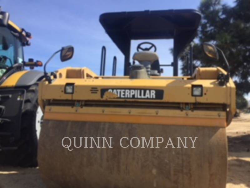 CATERPILLAR COMPACTEURS TANDEMS VIBRANTS CB54 XW equipment  photo 5