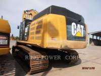 CATERPILLAR KETTEN-HYDRAULIKBAGGER 349ELTHUMB equipment  photo 3