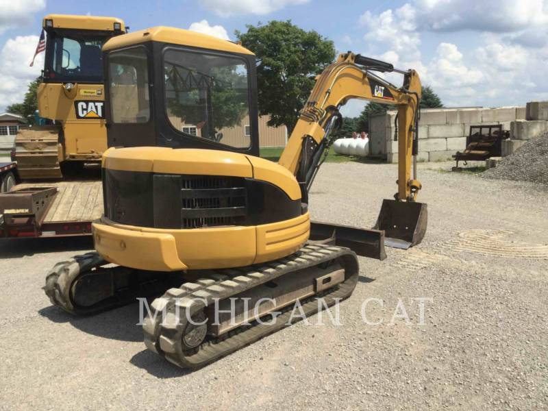 CATERPILLAR TRACK EXCAVATORS 305CR equipment  photo 4