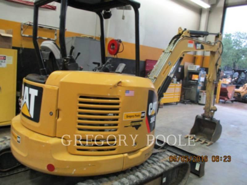 CATERPILLAR TRACK EXCAVATORS 304E CR equipment  photo 10