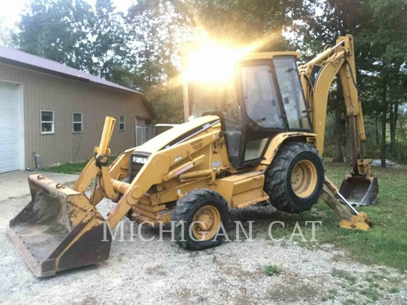 CATERPILLAR RETROEXCAVADORAS CARGADORAS 416C C equipment  photo 2