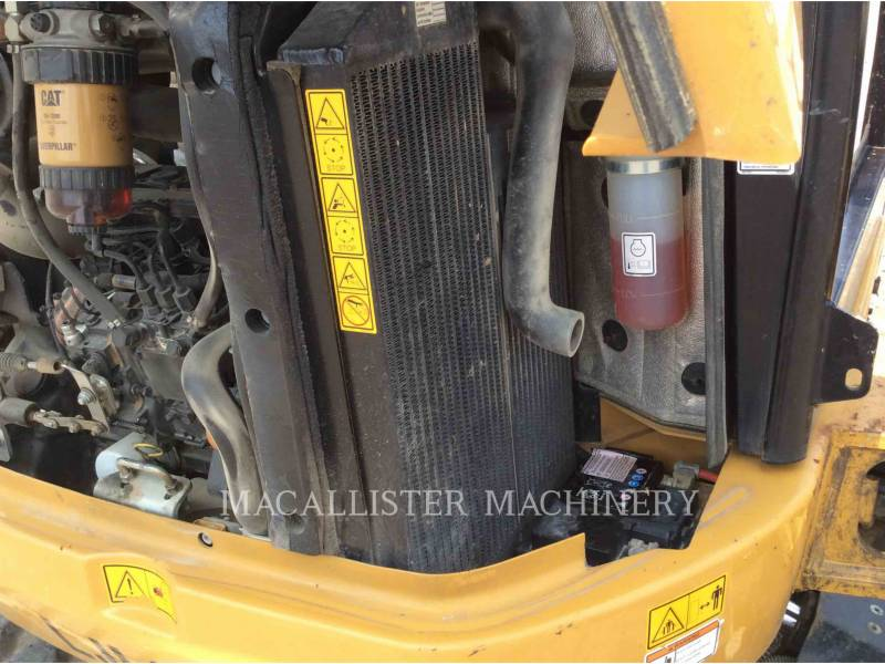 CATERPILLAR ESCAVATORI CINGOLATI 302.7DCR equipment  photo 12