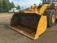 CATERPILLAR CARGADORES DE RUEDAS 980K equipment  photo 19
