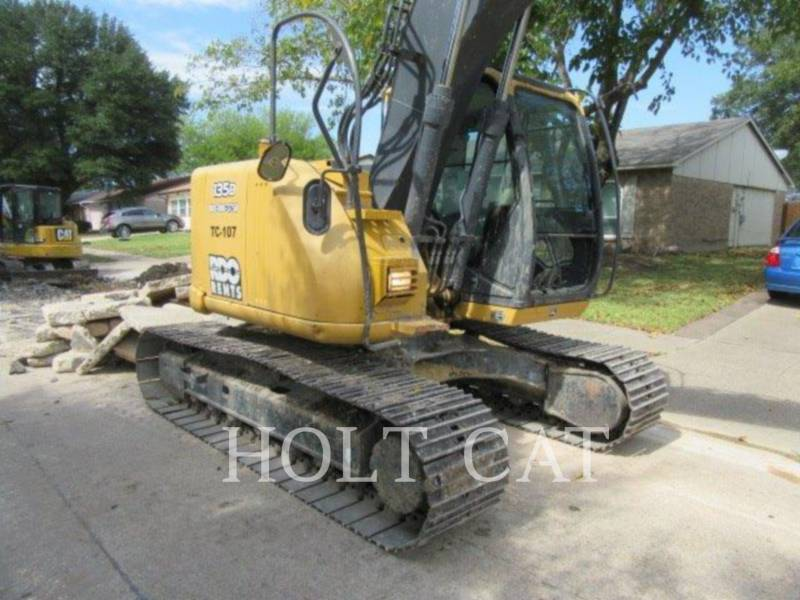 DEERE & CO. TRACK EXCAVATORS FE135DX equipment  photo 4