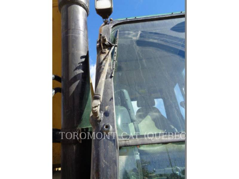CATERPILLAR TRACK EXCAVATORS 336DL equipment  photo 17