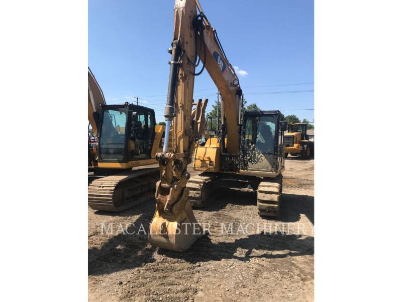 CATERPILLAR KETTEN-HYDRAULIKBAGGER 311DLRR equipment  photo 3