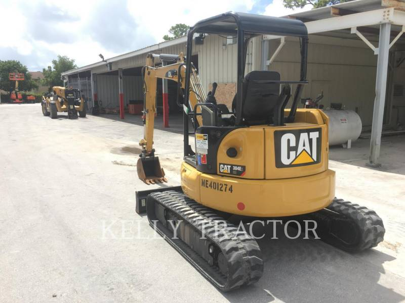 CATERPILLAR ESCAVADEIRAS 304E2CR equipment  photo 3