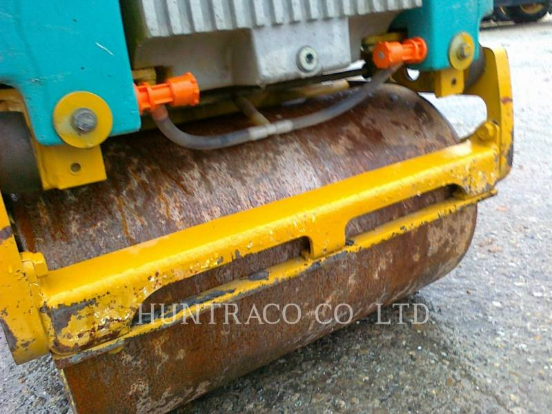 AMMANN-DUOMAT VIBRATORY DOUBLE DRUM ASPHALT AR65 equipment  photo 10