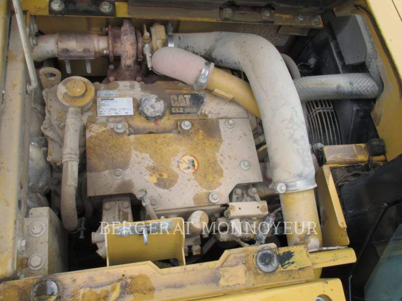 CATERPILLAR KETTEN-HYDRAULIKBAGGER 314DLCR equipment  photo 10