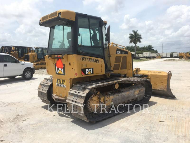 CATERPILLAR TRACTEURS SUR CHAINES D5K2LGP equipment  photo 5