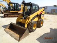 Equipment photo CATERPILLAR 262D KOMPAKTLADER 1