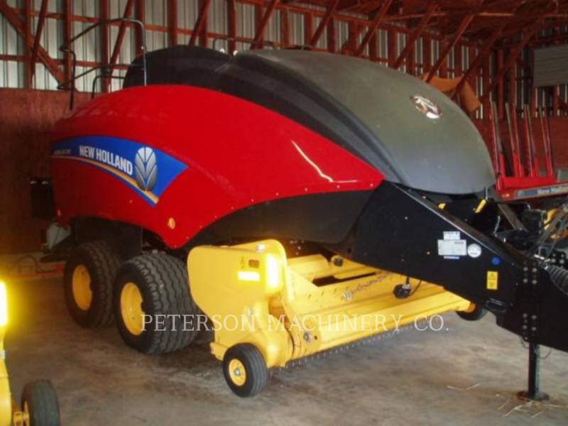 NEW HOLLAND LTD. 農業用集草機器 BB340 equipment  photo 1
