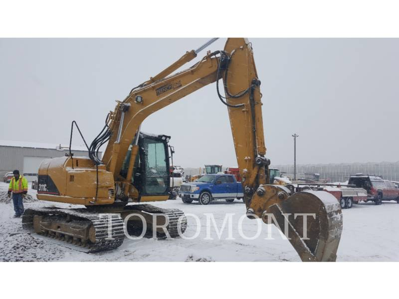 CATERPILLAR PELLES SUR CHAINES 311CU equipment  photo 2