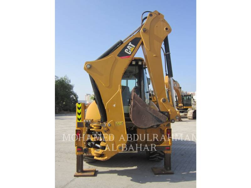 CATERPILLAR BAGGERLADER 434 F equipment  photo 4