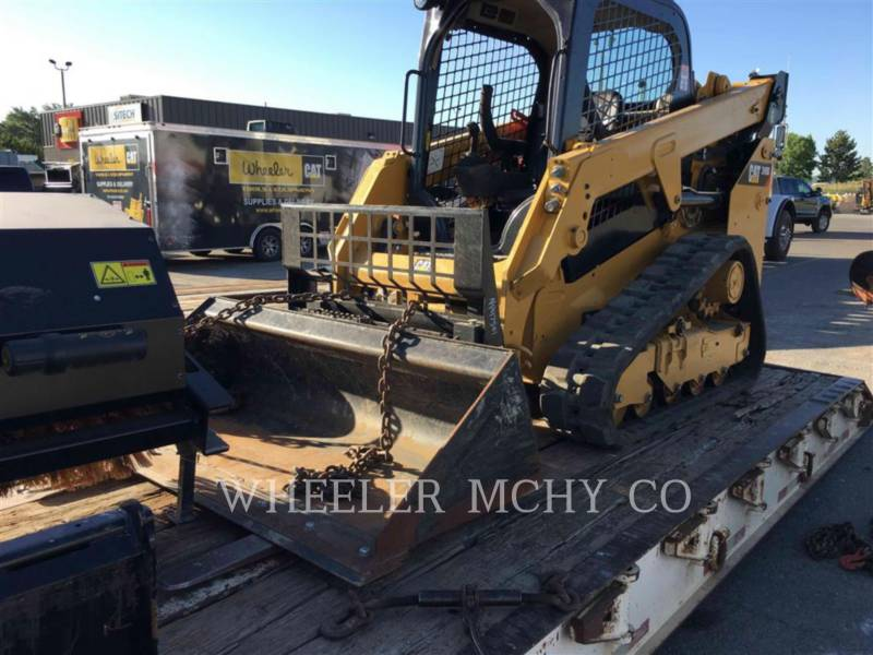 CATERPILLAR UNIWERSALNE ŁADOWARKI 249D C1-H1 equipment  photo 4
