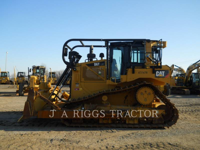 CATERPILLAR ブルドーザ D6TLGP AG equipment  photo 2