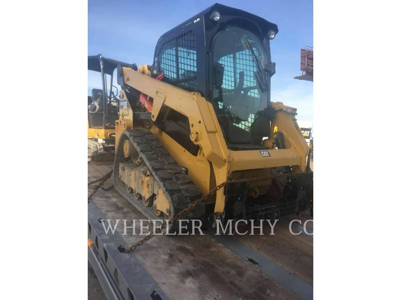 CATERPILLAR CHARGEURS TOUT TERRAIN 249D C3-H2 equipment  photo 1