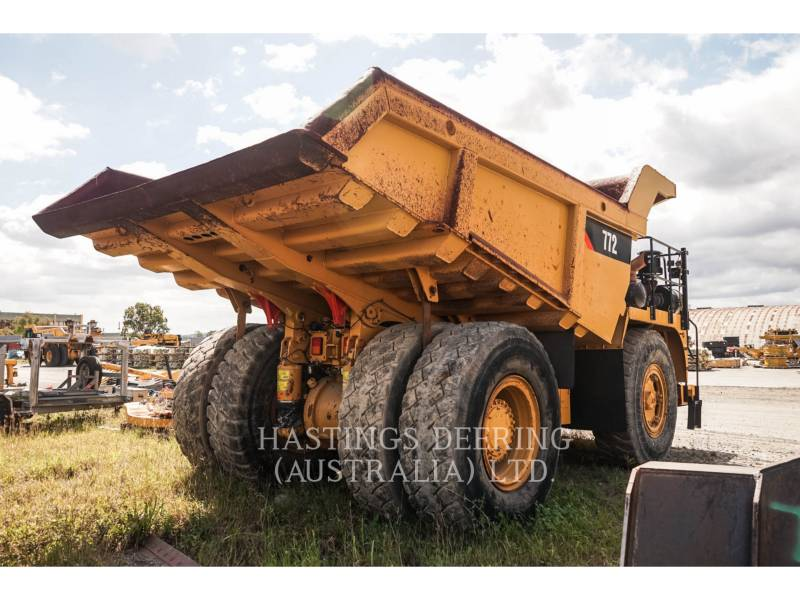 CATERPILLAR MINING OFF HIGHWAY TRUCK 772 equipment  photo 7