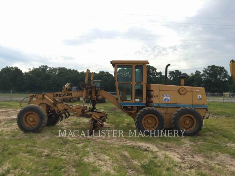 DRESSER MOTOR GRADERS A550 equipment  photo 4
