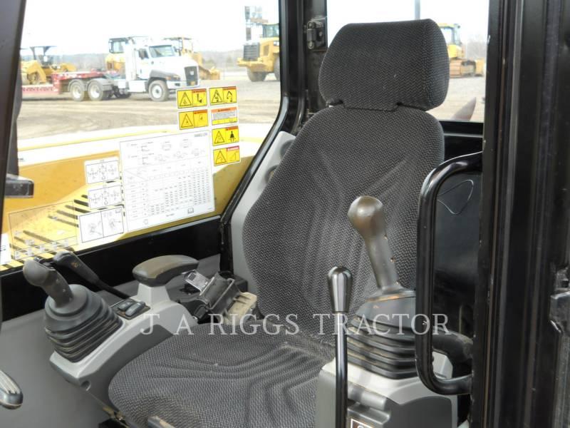 CATERPILLAR TRACK EXCAVATORS 308E equipment  photo 21