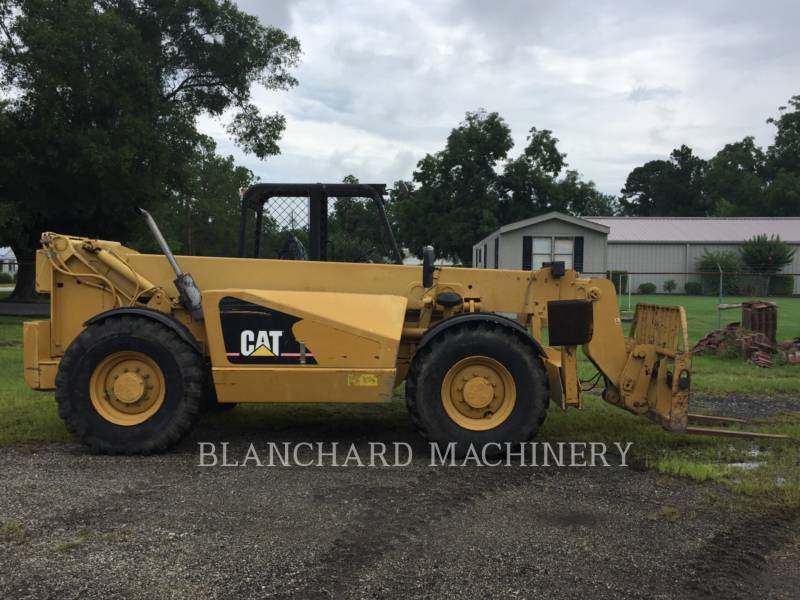 CATERPILLAR TELEHANDLER TH103 equipment  photo 4