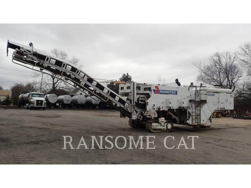 ROADTEC WT - COLD PLANER RX68B equipment  photo 1