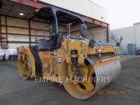 CATERPILLAR TANDEMOWY WALEC WIBRACYJNY DO ASFALTU (STAL-STAL) CB66B equipment  photo 1