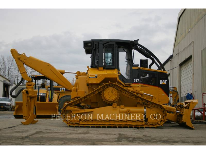 CATERPILLAR SILVICULTURA - TRATOR FLORESTAL 517 GR equipment  photo 3