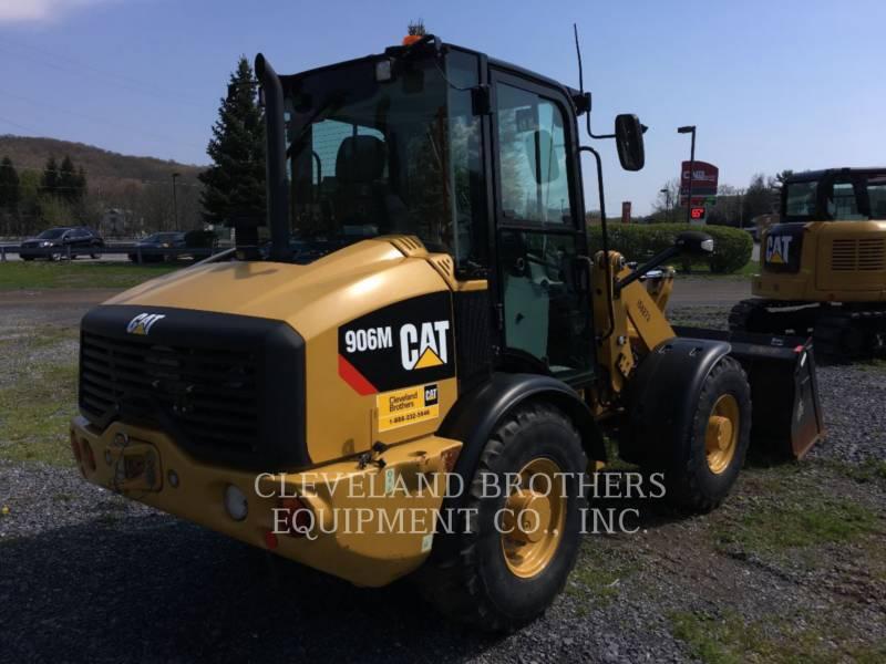 CATERPILLAR RADLADER/INDUSTRIE-RADLADER 906M equipment  photo 4