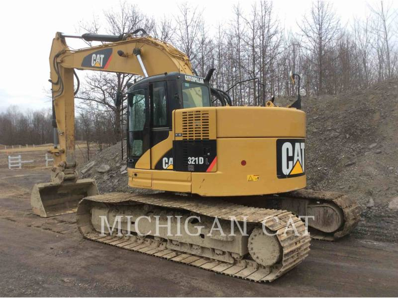 CATERPILLAR PELLES SUR CHAINES 321DLCR equipment  photo 4