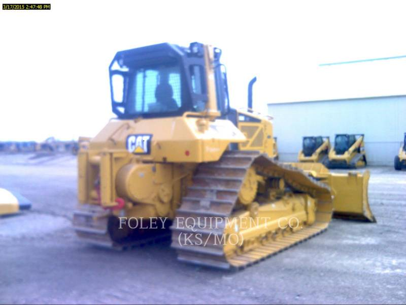 CATERPILLAR TRACK TYPE TRACTORS D6NLGPVPA equipment  photo 3