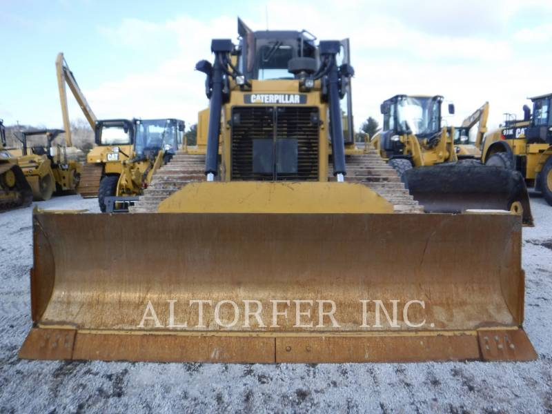 CATERPILLAR TRACTORES DE CADENAS D6T LGP equipment  photo 5