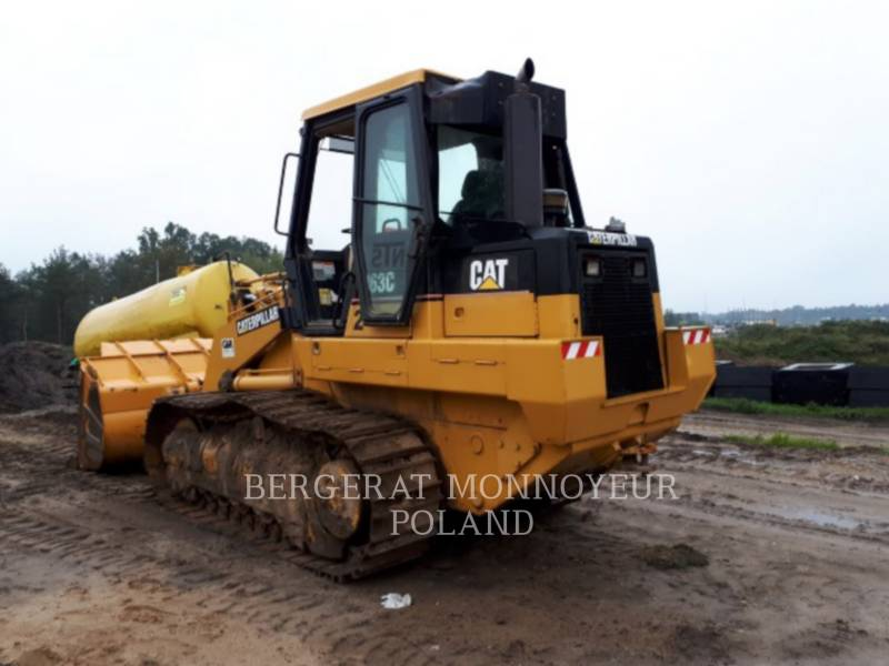 CATERPILLAR CHARGEURS SUR CHAINES 963 C equipment  photo 8