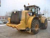 Caterpillar ÎNCĂRCĂTOARE PE ROŢI/PORTSCULE INTEGRATE 972 K equipment  photo 2