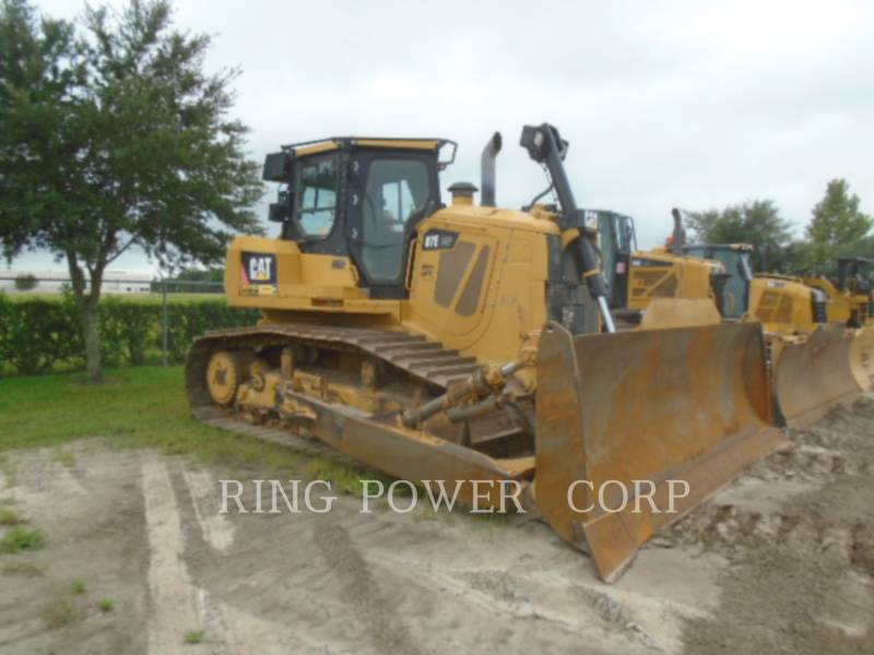 CATERPILLAR TRACTEURS SUR CHAINES D7ELGP equipment  photo 2