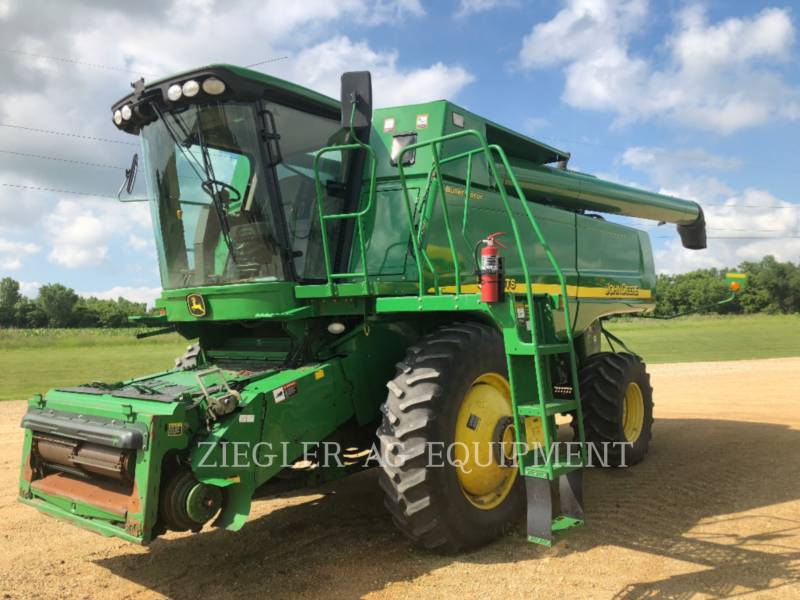 DEERE & CO. COMBINADOS 9660STS equipment  photo 4