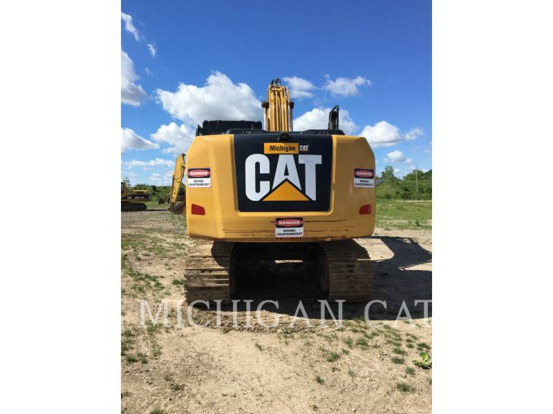 CATERPILLAR ESCAVADEIRAS 316EL PQ equipment  photo 5