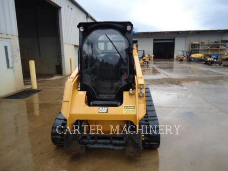 CATERPILLAR MINICARGADORAS 259D ACW equipment  photo 3